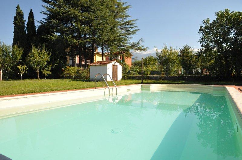 Villa Magnolia Pool - Villa Magnolia - Villafranca in Lunigiana - rentals