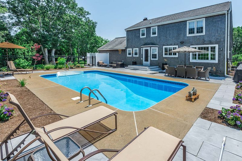 RAOMA - Long Point Beach Area,  Heated Pool, Ferry Tickets, Contemporary Coastal Interior, Large Private Yard - Image 1 - Martha's Vineyard - rentals
