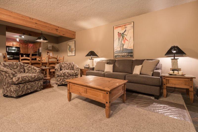 Snowdance Condominiums B104 - Walk to slopes, updated kitchen, Mountain House! - Image 1 - Keystone - rentals