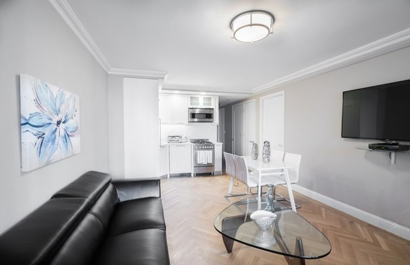 Furnished 2-Bedroom Apartment at 2nd Ave & E 86th St New York - Image 1 - New York City - rentals