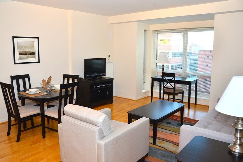 Extravagant 2 Bedroom 2 Bathroom Apartment in Quincy - Image 1 - Quincy - rentals