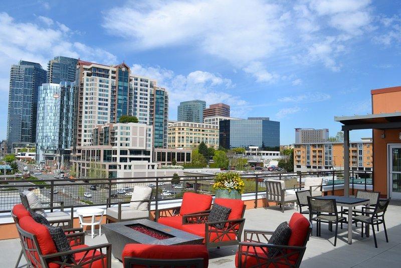 Furnished 1-Bedroom Apartment at Main St & 106th Ave NE Bellevue - Image 1 - Bellevue - rentals