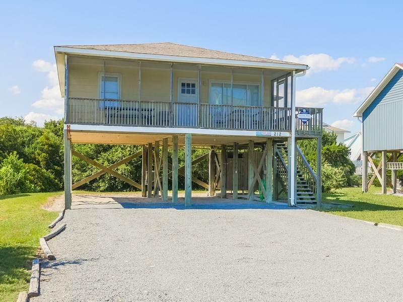 ALBERTS/PATTERSON SEAS THE DAY - Image 1 - Topsail Beach - rentals