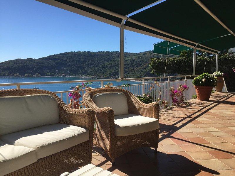 Villa Smeralda Portovenere Cinque Terre - Image 1 - Portovenere - rentals