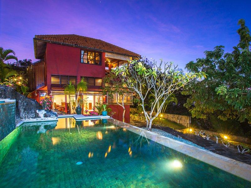 Merak 2BR Ocean View Villa, Pecatu; - Image 1 - Pecatu - rentals