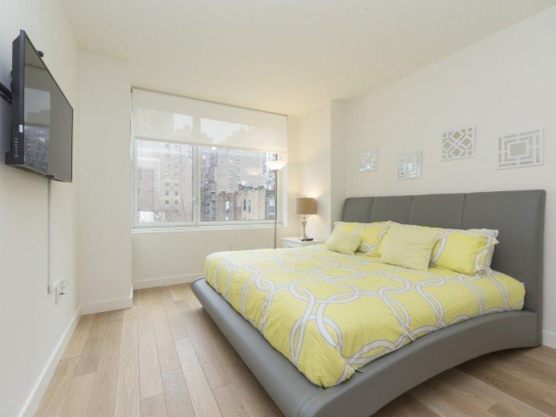 WONDERFUL 1 BEDROOM NEW YORK APARTMENT - Image 1 - Weehawken - rentals