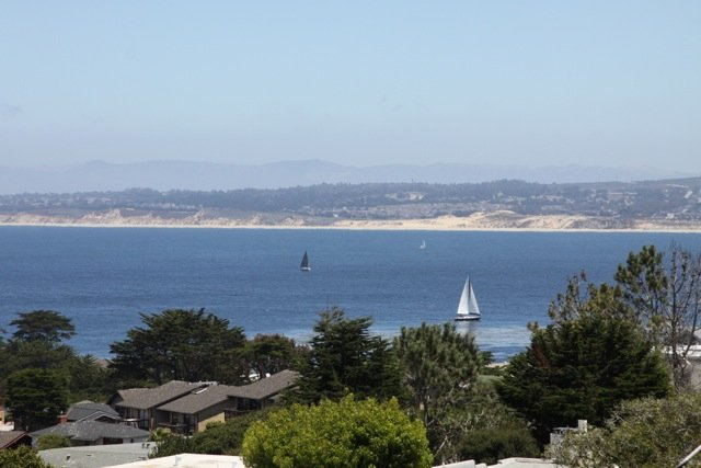 Peaceful, Wonderful Ocen Veiws, walk to canny row - Image 1 - Pacific Grove - rentals