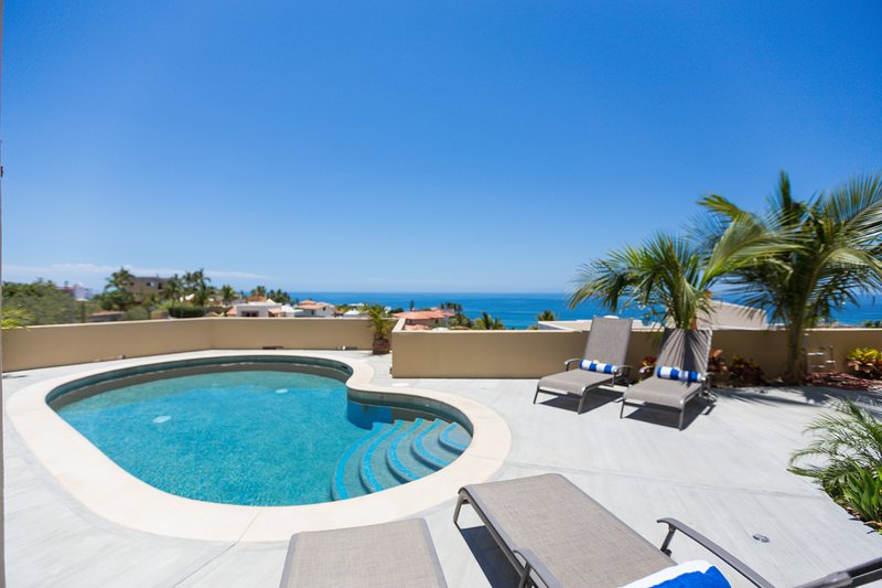 Swimming Pool. - Casa Terraza Costa Azul # 2 - San Jose Del Cabo - rentals