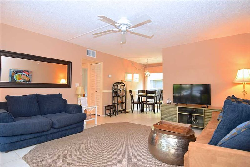 Casa Siesta, ground floor, 2 bedrooms, walk to Siesta Key beach - Image 1 - Siesta Key - rentals