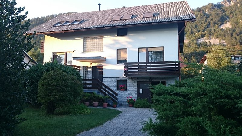 Whole flat in a house not far away from Bled - Image 1 - Bled - rentals
