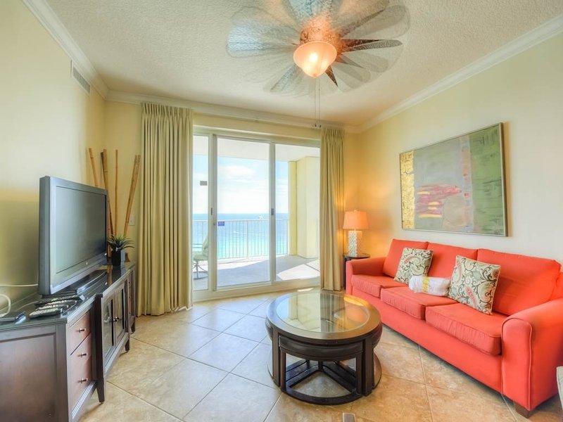 4 Bedroom Unit with Fabulous Views at Ocean Reef - Image 1 - Panama City Beach - rentals