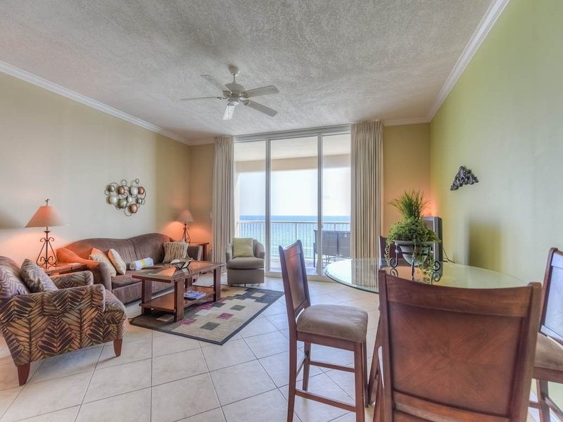 Palazzo Condominiums 0204 - Image 1 - Panama City Beach - rentals