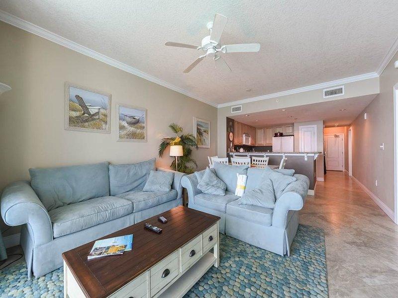 Palazzo Condominiums 0606 - Image 1 - Panama City Beach - rentals