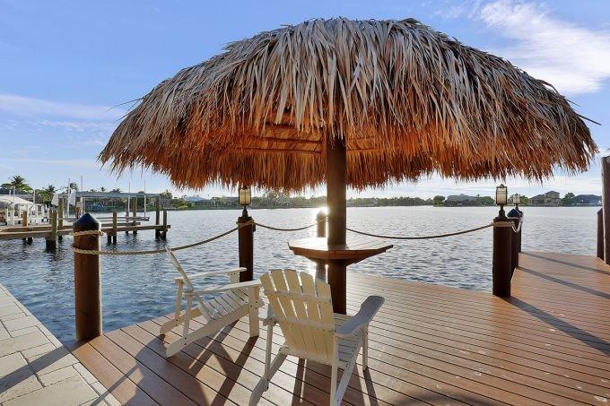 View - Villa Hideaway - Cape Coral - rentals