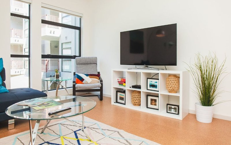 Furnished 1-Bedroom Apartment at Hollywood Blvd & Argyle Ave Los Angeles - Image 1 - Los Angeles - rentals