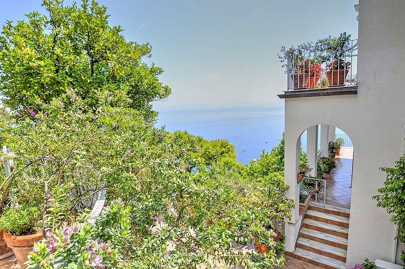 Villa Marica - Image 1 - Positano - rentals