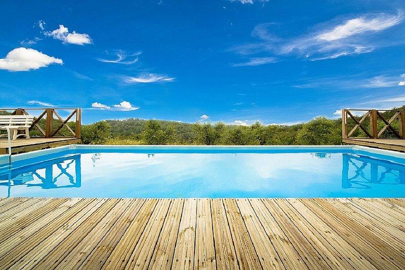 Villa Egirina - Image 1 - Civitella in Val di Chiana - rentals
