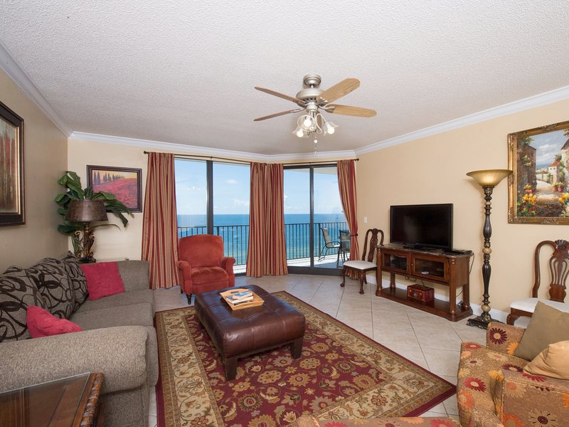 Living Area - PREM-PHX 10, Apr 30-May 3, $150/nt, Jun 21-24, Jul 2-5 - Orange Beach - rentals