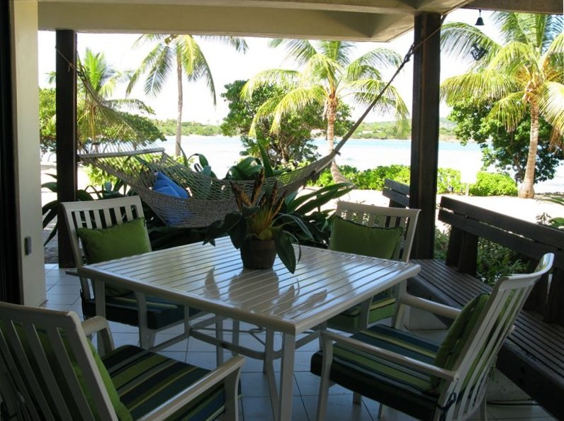 2 Beachfront Condos Sapphire Beach Resort & Marina St. Thomas USVI - Image 1 - Smith Bay - rentals