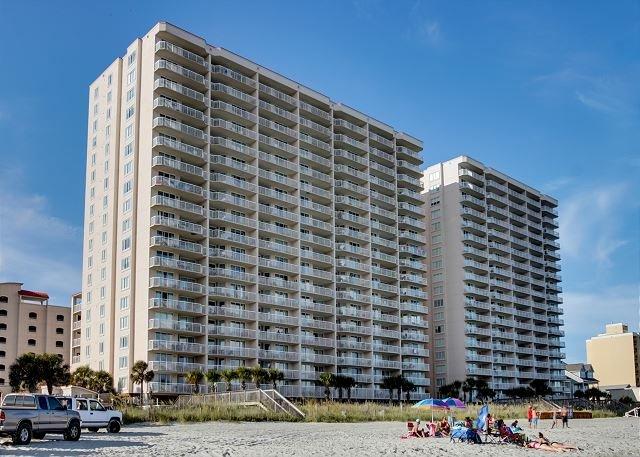 Crescent Shores - LuxuryDIRECT oceanfront 3bd/3ba condo - North Myrtle Beach - rentals