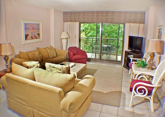 Ocean One 422 - Beachside 4th Floor Condo - Image 1 - Hilton Head - rentals