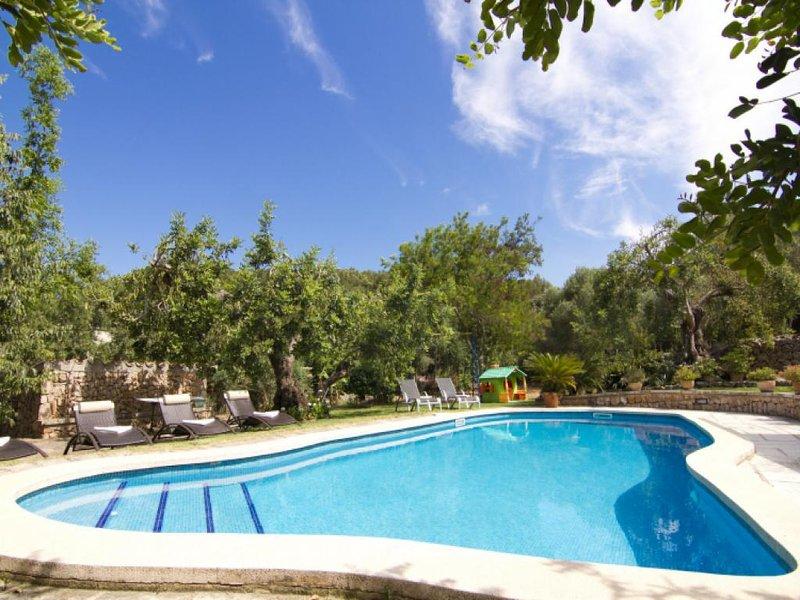 4 bedroom Villa in Pollenca, Mallorca, Mallorca : ref 2091345 - Image 1 - Pollenca - rentals