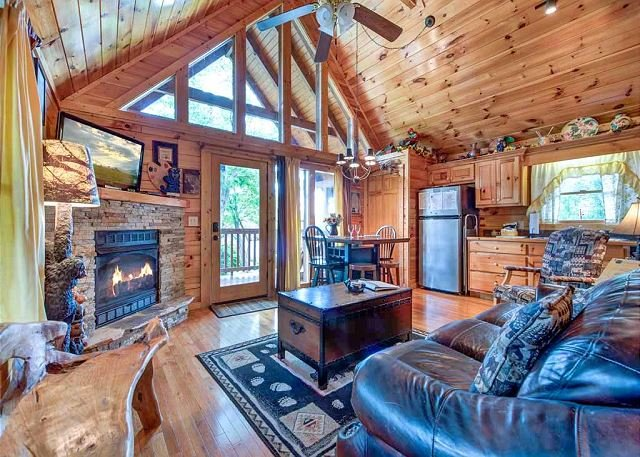 Beautiful inside and out - Artistic Mountain  Hot Tub View Clubhouse Jetted Tub Pets  Free Nights - Gatlinburg - rentals