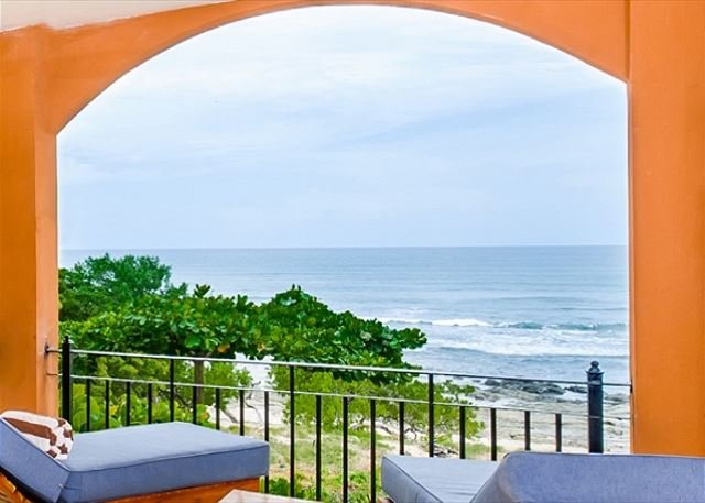 Luxury 3 BR Beach Front Condo with Beautiful Ocean Views HOR201 - Image 1 - Tamarindo - rentals