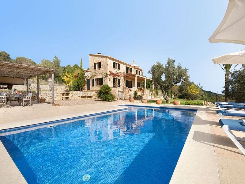5 bedroom Villa in Pollenca, Mallorca, Mallorca : ref 3080 - Image 1 - Pollenca - rentals