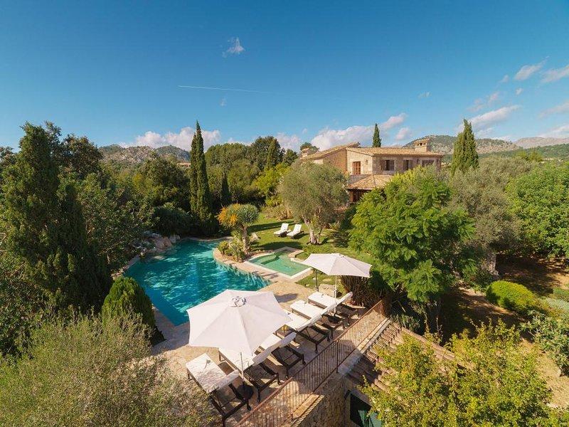 6 bedroom Villa in Pollenca, Mallorca, Mallorca : ref 3081 - Image 1 - Pollenca - rentals