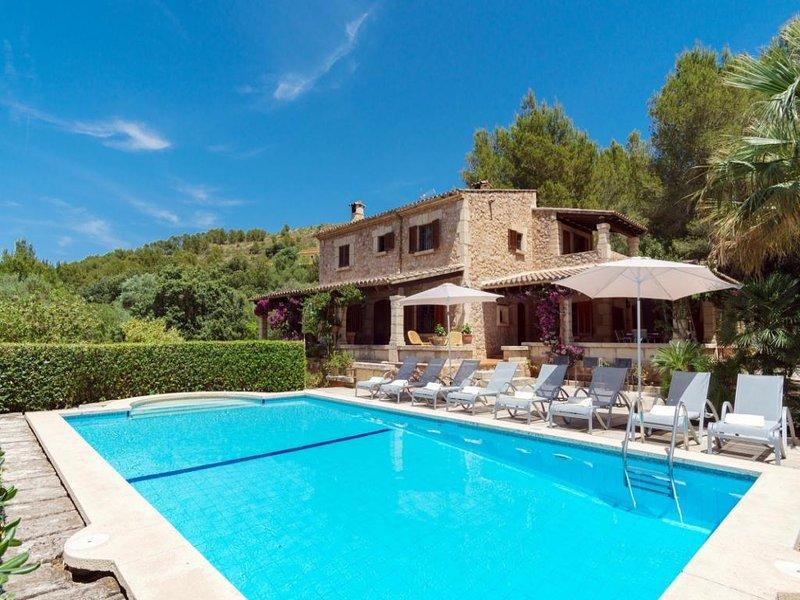 4 bedroom Villa in Puerto Pollenca, Mallorca, Mallorca : ref 3085 - Image 1 - Port de Pollenca - rentals