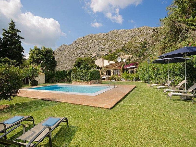 3 bedroom Villa in Pollenca, Mallorca, Mallorca : ref 4167 - Image 1 - Pollenca - rentals