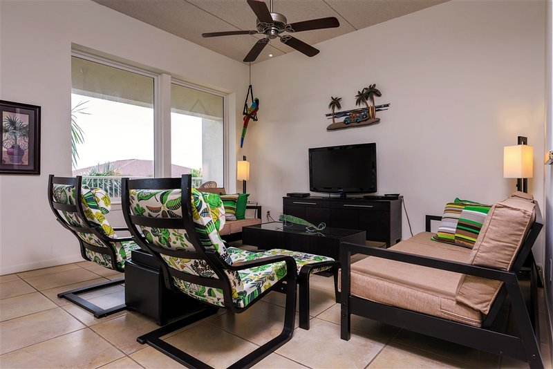 Marina & reserved boatsliip, close to beach! - Image 1 - South Padre Island - rentals
