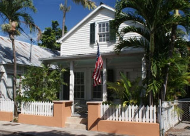 Two Bedroom Historic Hideaway Olivia Retrea Private Pool  Key West- Monthly - Image 1 - Key West - rentals