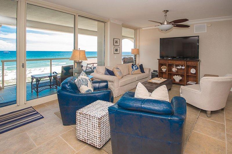 """Beach Club #503- """"Blue Lagoon"""" - Image 1 - Pensacola Beach - rentals"""
