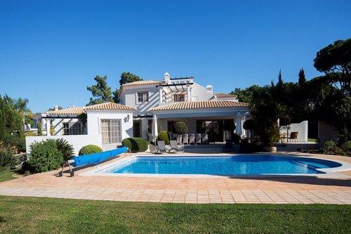 Villa Esmeralda, 6 Bedroom - Image 1 - Algarve - rentals