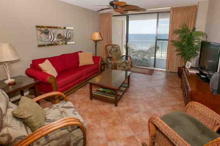 Bluewater 703 - Image 1 - Orange Beach - rentals