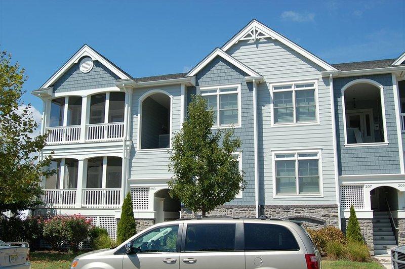 Front View - Cape Park Condos 3422 - Cape May - rentals