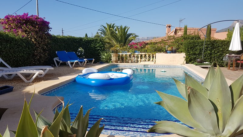 Que du bonheur - Villa with private pool 800m from sea - Calpe - rentals