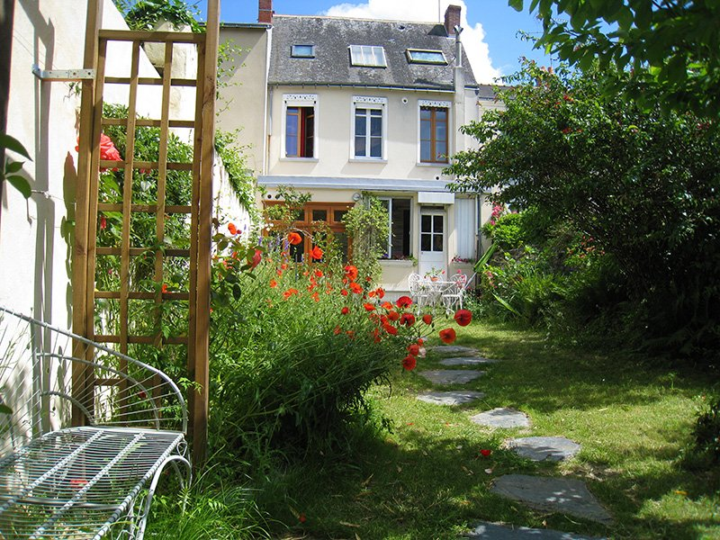 The garden - Le Petit Quernon, Bed & Breakfast - Angers - rentals