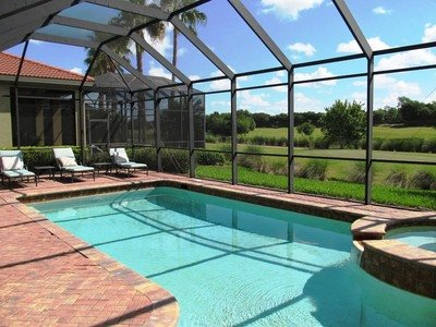 Pool - House in Vasari - Bellino - Bonita Springs - rentals