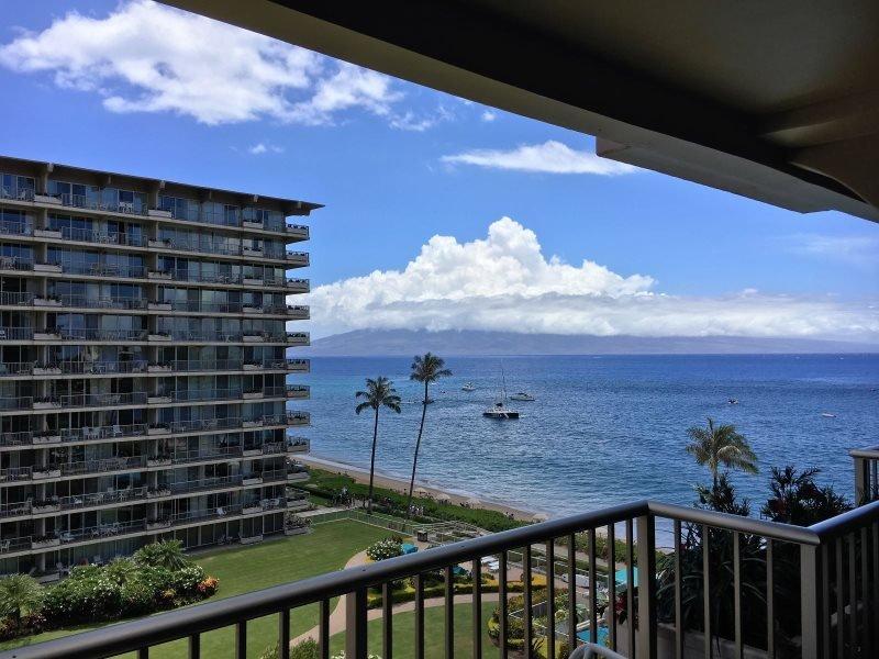 Whaler 715 - Studio Ocean View Condominium - Image 1 - Lahaina - rentals