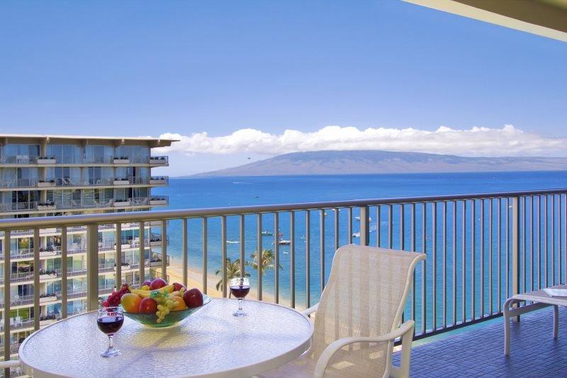 Whaler 1111 - Deluxe One Bedroom, Two Bath Ocean View Condominium - Image 1 - Lahaina - rentals