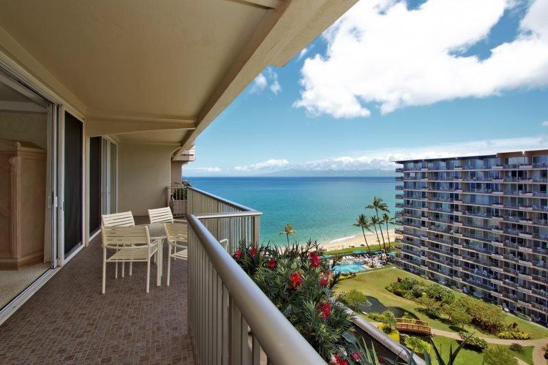 Whaler 1174 - One Bedroom, Two Bath Ocean View Condominium - Image 1 - Lahaina - rentals
