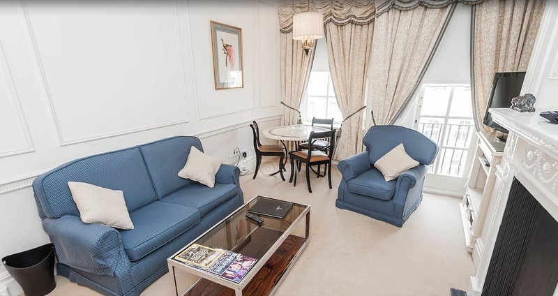 Mayfair  - 2 Bedroom 1 Bathroom Standard (134) - Image 1 - London - rentals
