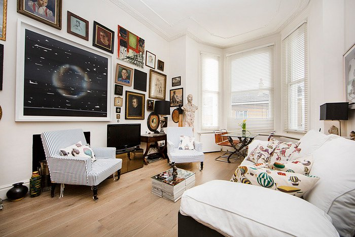 Modern, well designed one bedroom apartment located in the heart of central London. - Image 1 - London - rentals