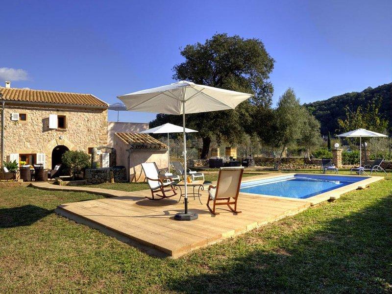 3 bedroom Villa in Pollenca, Mallorca, Mallorca : ref 2197904 - Image 1 - Pollenca - rentals