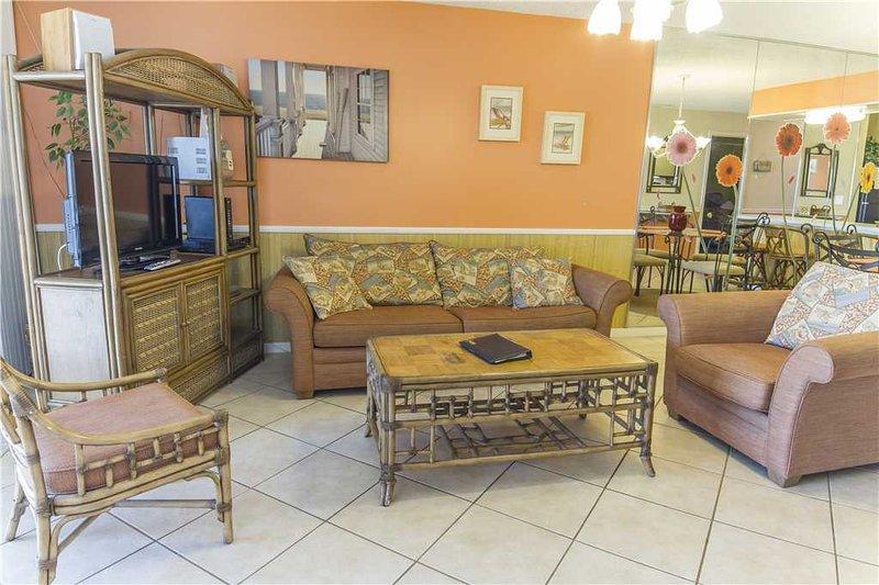 Hibiscus 303-B, 2 Bedrooms, Beach Front, 3 Pools, Tennis, WiFi, Sleeps 7 - Image 1 - Saint Augustine - rentals