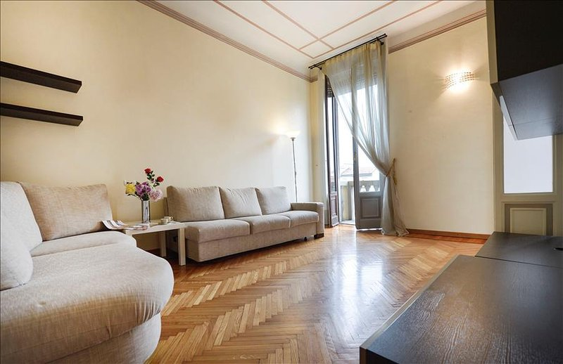 Spacious 1bdr apt close to the fair - Image 1 - Milan - rentals