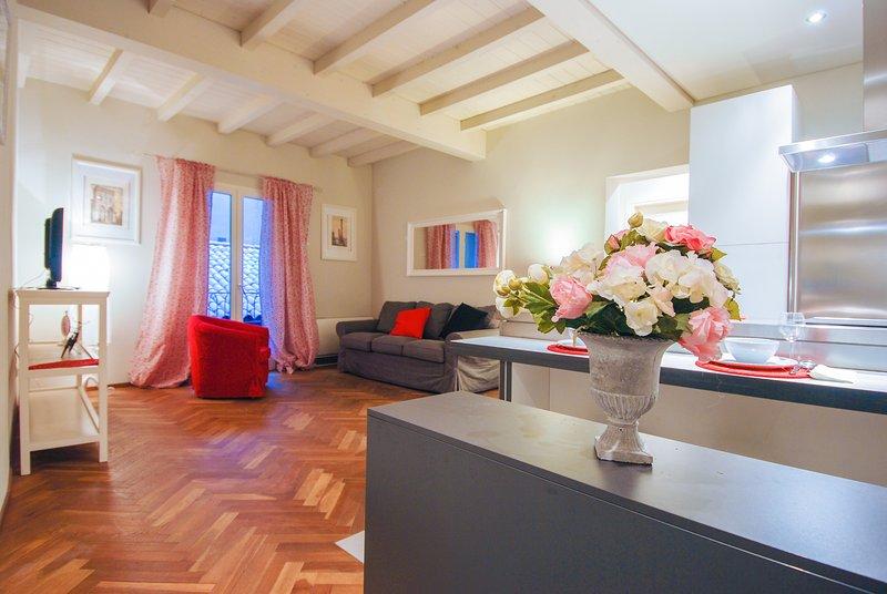Marvellous 2bdr apt w/terrace - Image 1 - Bologna - rentals